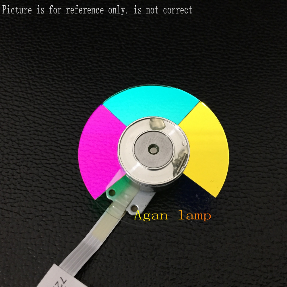 где купить 100% NEW Original Projector Color Wheel for Vivitek D873ST wheel color дешево