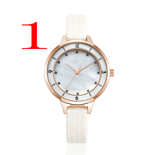 Fashion brand women watches leather strap casual lady wristwatches NO.2Fashion brand women watches leather strap casual lady wristwatches NO.2