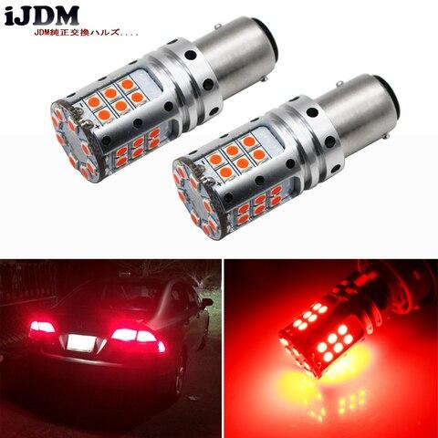 ijdm luzes de led para carro lampadas canbus 1157 p21 5w bay15d bat15d 3030 32smd