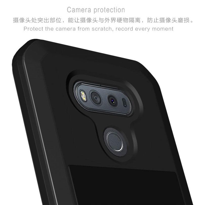 Για LG V20 5.7 INCH Original LOVE MEI Αλουμίνιο - Ανταλλακτικά και αξεσουάρ κινητών τηλεφώνων - Φωτογραφία 6