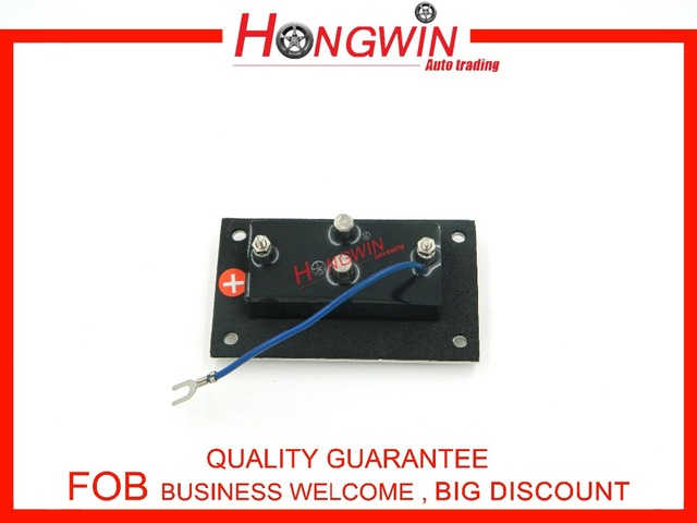 Reg.No.79000 High Duty Voltage Regulator 14Volt For Leece Neville Alternators JC / High Duty Voltage Regulator For Leece