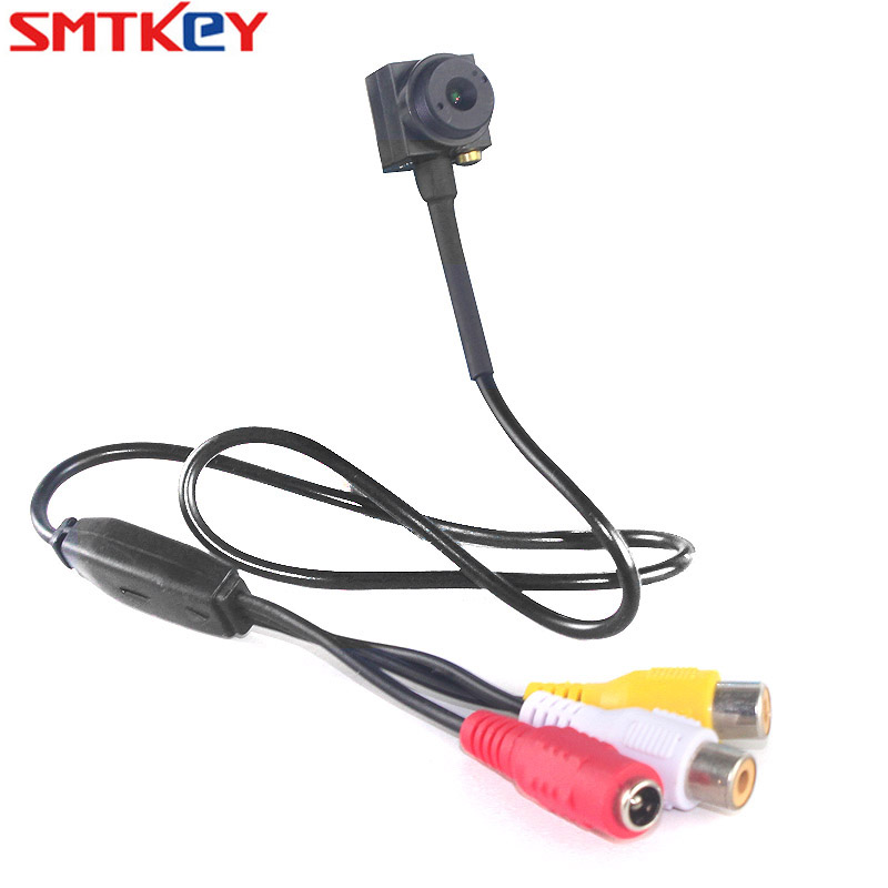 SMTKEY 5 Megapixel 1280*960 3.6mm lens HD 600TVL cmos Small mini cctv camera image