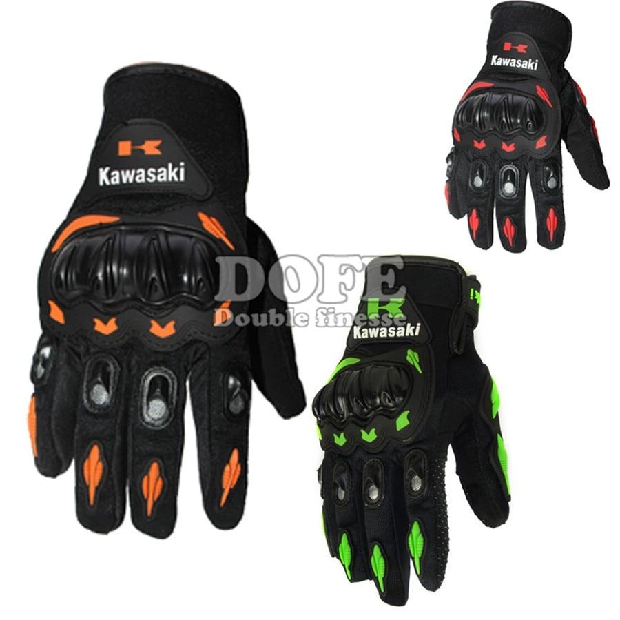 Motorcycle gloves xl - Kawasaki Motorcycle Gloves