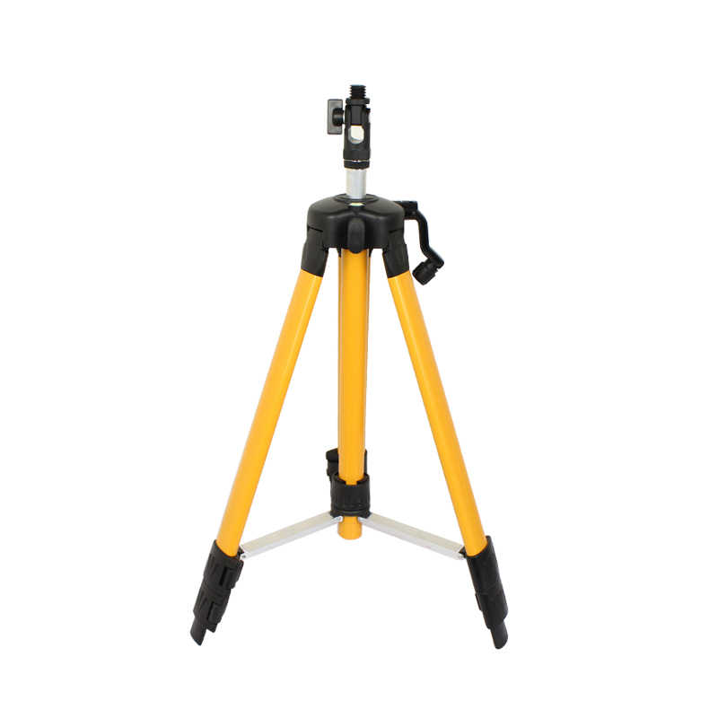 Aluminum Tripod For Laser Level Adjustable Professional Carbon fibre Tripod for Laser Level