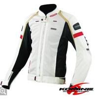 FREE SHIPPING Komine Jk 047 Automobile Race Riding Jackets Knight Clothing Motorcycle Suit Clothes