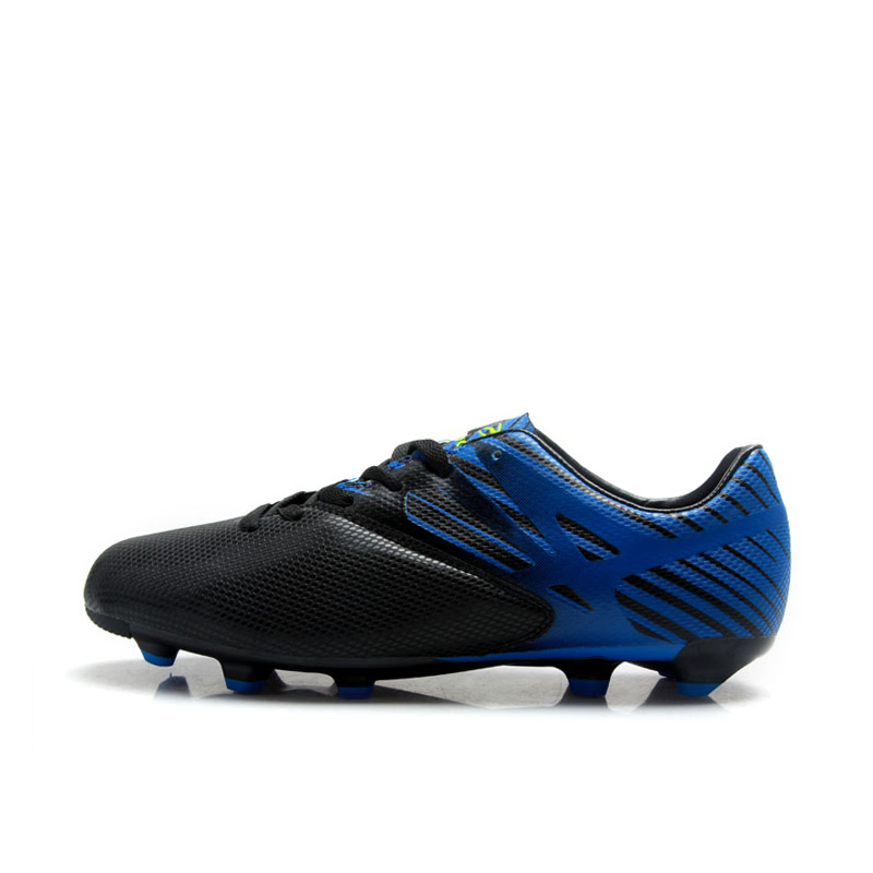 Tiebao A76519 Professional Men Outdoor Football Boots, TPU Athletic Racing Soccer Boots, Training Football Shoes umbro new men hard groud professional training sports football shoes soccer boots men spike shoes ucb90137