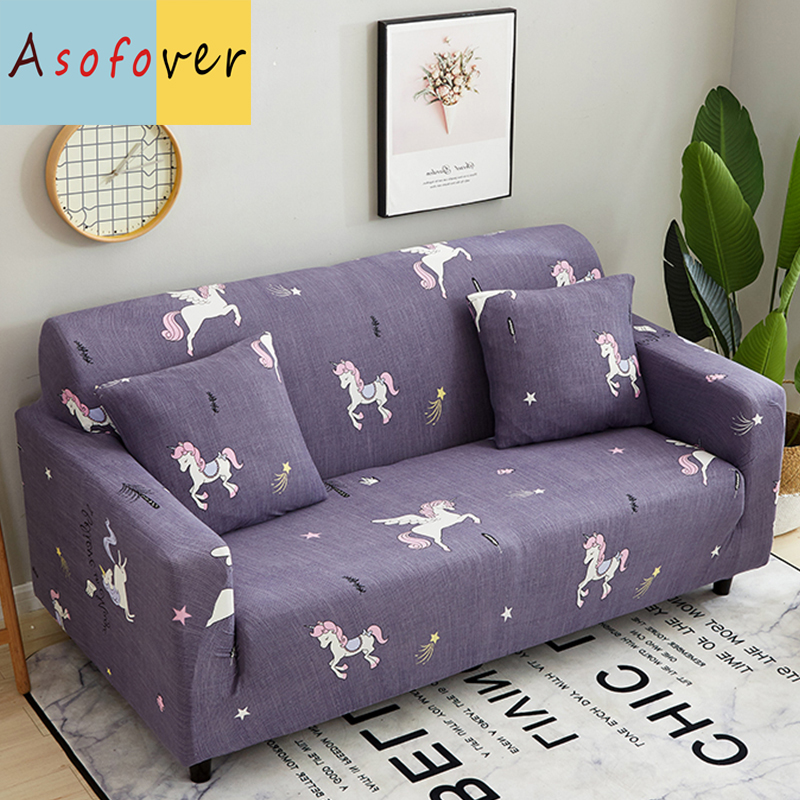 Sensational Us 16 65 50 Off 1Pc Dream Trojan Sofa Cover Elastic Sofa Slipcover Cubre Sofa Stretch Furniture Covers Protector Sofa Covers For Living Room In Sofa Uwap Interior Chair Design Uwaporg