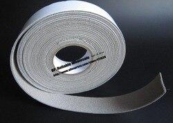 2mm Dick, (40mm * 10 Mt) Vollständige Palette Leitfähiger Schaum Dichtung für Telefon, TV-Monitor, PC Fall EMI ESD Abdichtung. Shock Proof