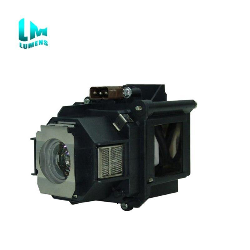 ELPLP47 projector lamp Compatible bulb with housing for EB-G5000/EB-G5100/EB-G5200W/EB-G5350/EB-G5150 elplp46 v13h010l46 original lamp with housing for eb 500kg g5000 g5200 g5200w g5200wnl g5300 g5350 projectors