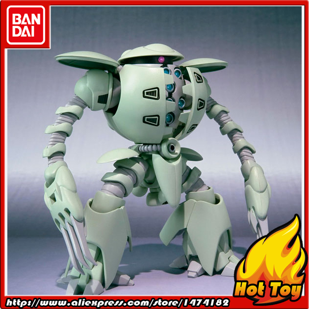 Original BANDAI Tamashii Nations Robot Spirits Action Figure No.068 - SIDE MS- AMX-109 Kapool from  Turn A Gundam original bandai tamashii nations robot spirits exclusive action figure rick dom char s custom model ver a n i m e gundam