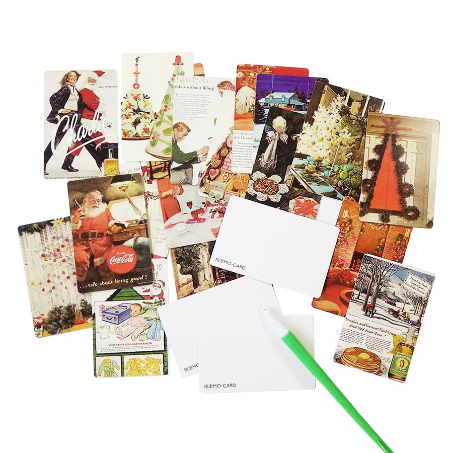 54pcs/pack Vintage Merry Christmas Business Cards set mini postcard students DIY gift card office school Stationery supplies 30pcs in one postcard take a walk on the go dubai arab emirates christmas postcards greeting birthday message cards 10 2x14 2cm