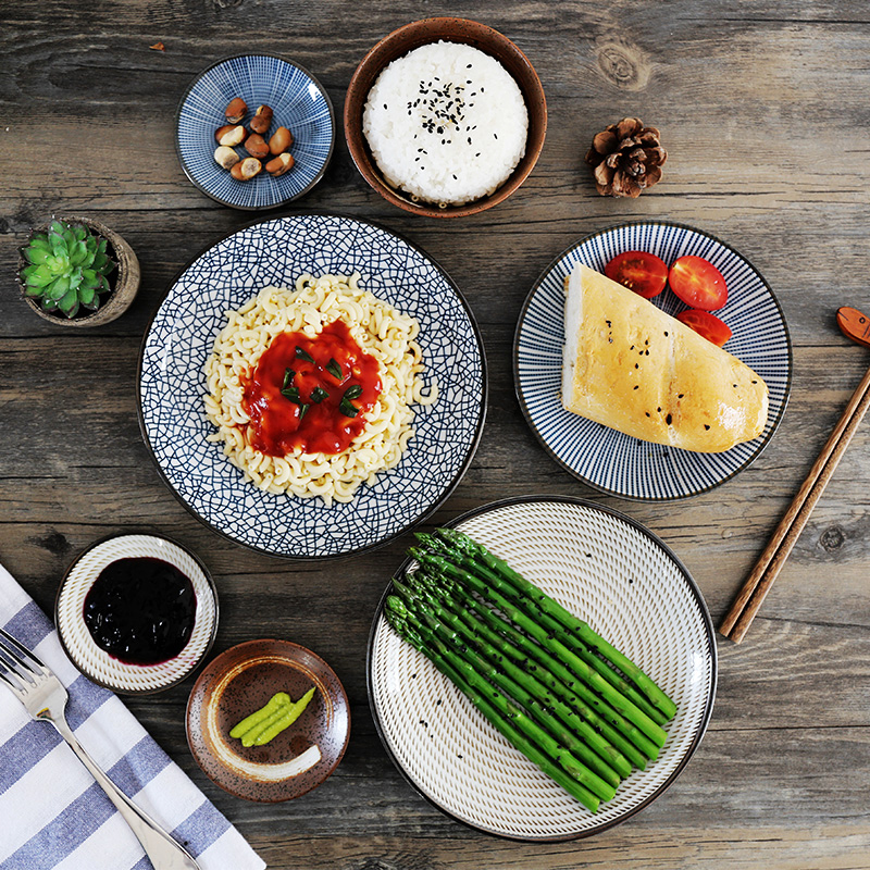 Online Buy Wholesale Japanese Dinner Plates From China