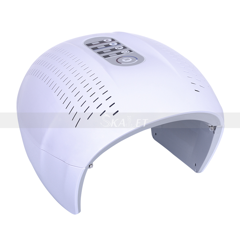 Hottest 7 Color PDT LED Photon Light Therapy Facial Beauty Machine Skin Tighten Rejuvenation Wrinkle Remover Device