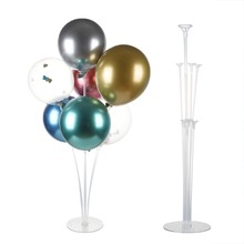 Dropship Birthday party decorations kids adult birthday balloons Wedding Balloons Stand Holder Christmas for home