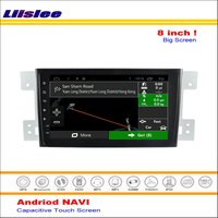Car Android Media Navigation System For Suzuki Grand Vitara Radio Stereo Audio Video Multimedia No DVD