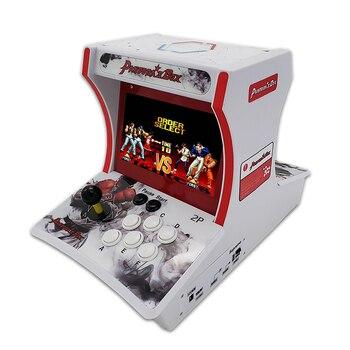 Promotional Plastic Pandora Box 9D Arcade Cabinet Machine inside pandora s box