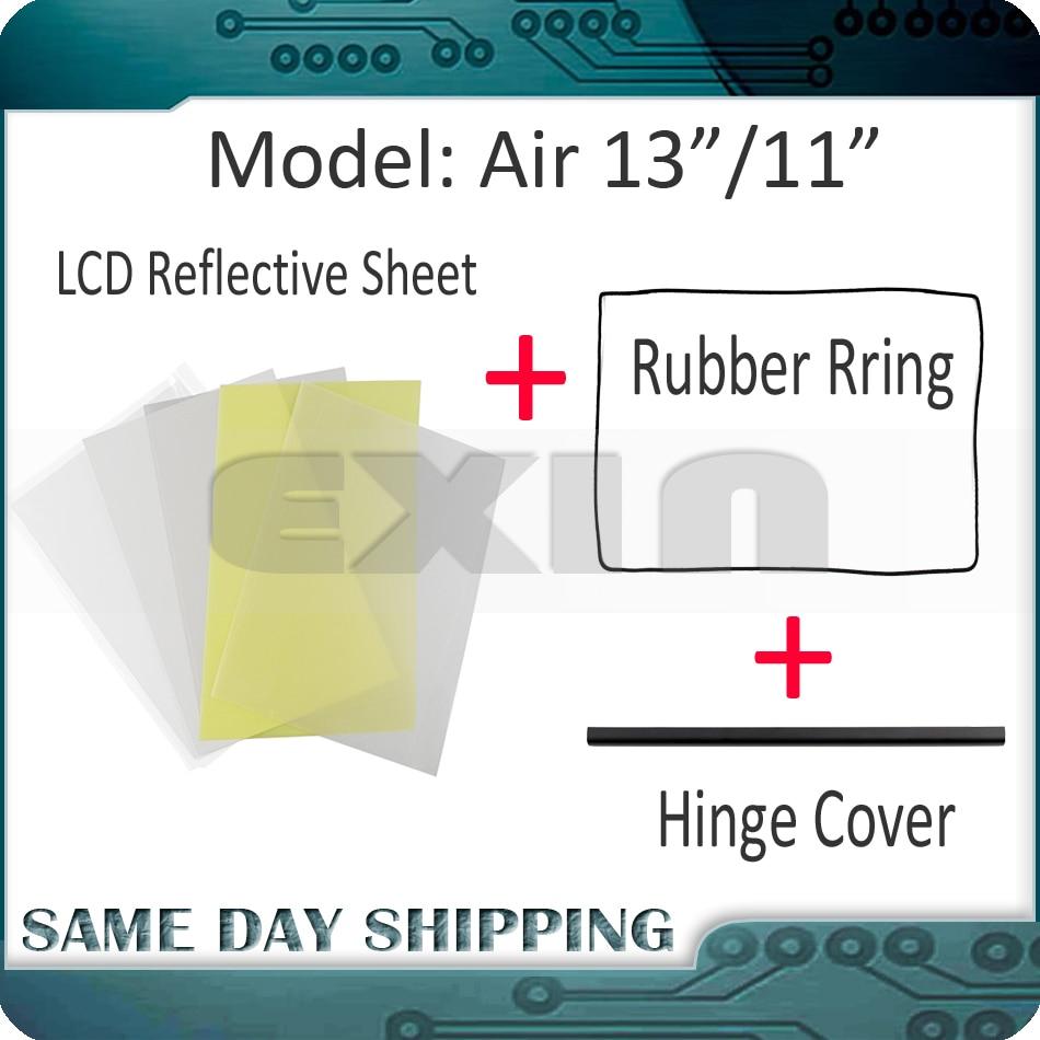 "New for Macbook Air 11"" A1370 A1465 Air 13"" A1369 A1466 LED LCD Screen Display Back Rear Reflective Sheets Backlight 2010-2015(China)"