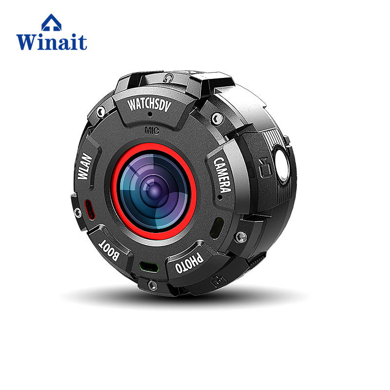Winait full hd 1080p waterproof digital sports video camera, anti drop, anti dust, under water 30 meter wearable action camera