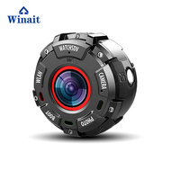 Winait full hd 1080p waterproof digital sports video camera, anti drop, anti dust, under water 30 meter wearable action camera