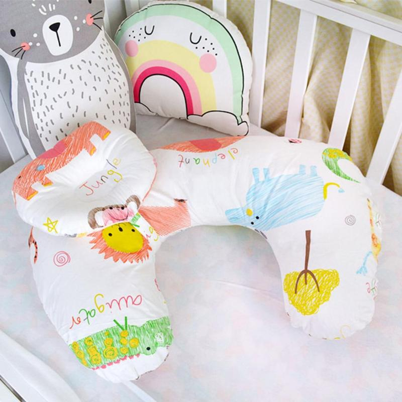 2 шт./компл. новорожденный уход для кормления хлопок поясничная Подушка для беременных Детские подушки для кормления младенцев Спящая кукла для кормления подушка