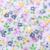 Auro mesa nuevos bebés mameluco de la flor dulce lindo recién nacido ropa de bebé