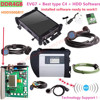 Top Best MB STAR C4 SD Connect Auto Diagnostic Scanner With DDR4GB EVG 7 Tablet Xentry