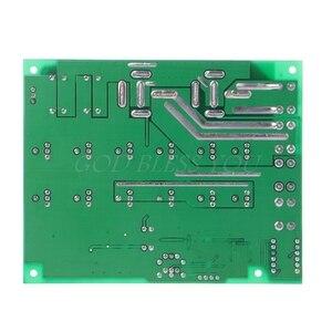 Image 5 - Controlador de velocidad del Motor, DC 10 55V 12V 24V 36V 48V 55V 100A PWM HHO RC interruptor de Control inverso con pantalla LED