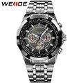 Top sale! WEIDE Men's Sports Watch Japan Quartz Watches Military Fashion & Casual Diver for Men Wristwatch 12-month Guarantee