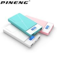 PINENG Power Bank 10000mAh LED External Battery Portable Mob