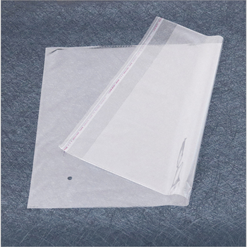 Clear Resealable Cellophane/OPP/Poly Transparent Plastic Bags For Storage Self Adhesive Seal Packaging bags for daily supplies