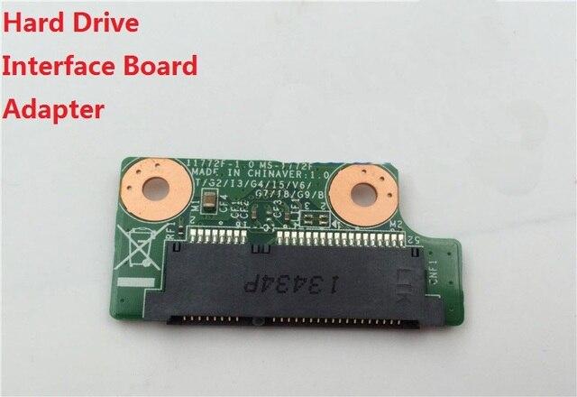 Laptop Hard Drive Scheda di Interfaccia Adattatore Per MSI GS60 GS70 MS 1772F MS 1772 Nuovo ed Originale Bordo Interruttore di Pulsante Bordo MS 1