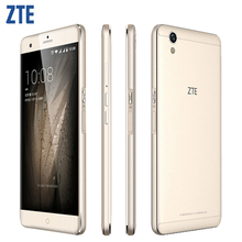 Original ZTE V7 Max Cell Phone 4GB RAM 32GB ROM MT6755M Octa Core 1.8GHz 5.5″ Screen 16.0MP Android 6.0 Fingerprint Smartphone