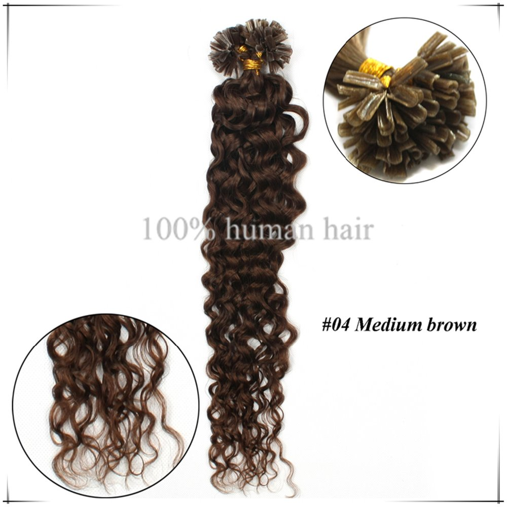 Wholesale Natural Hair Extensions Remy Brazilian Keratin U Tip Hair
