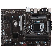 MSI Z270-A PRO Z270 overclocking game motherboard PRO commercial series support 7700K 6PCIE