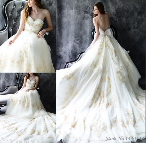 Latest Style New Extravagant Ball Gown Princess Bridal Gowns