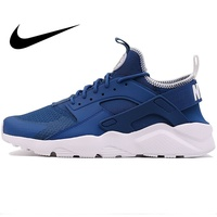 Original New 2019 NIKE AIR ULTRA Men's Running Shoes Sneakers High Top Cushioning Jogging Athletics Wear Resistant Outdoor Shoes