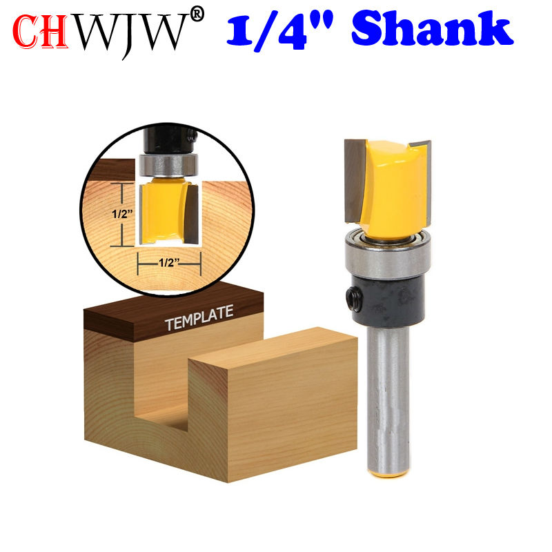 "ROUTER BITS 1//2/"" 1//4/"" Shank Straight Dovetail Template Biscuit Woodwork Cutters"