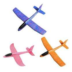 Пены EPP рука бросить самолет модель открытый запустить планер самолета Дети игрушки интересные развивающие игрушки