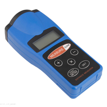 Cheap price Electric Digital LCD Ultrasonic Distance Meter Measuring Tool & Laser Pointer