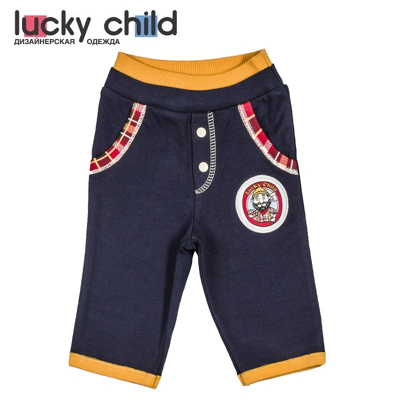Pants Lucky Child for boys 27-11f Leggings Hot Baby Children clothes trousers недорого
