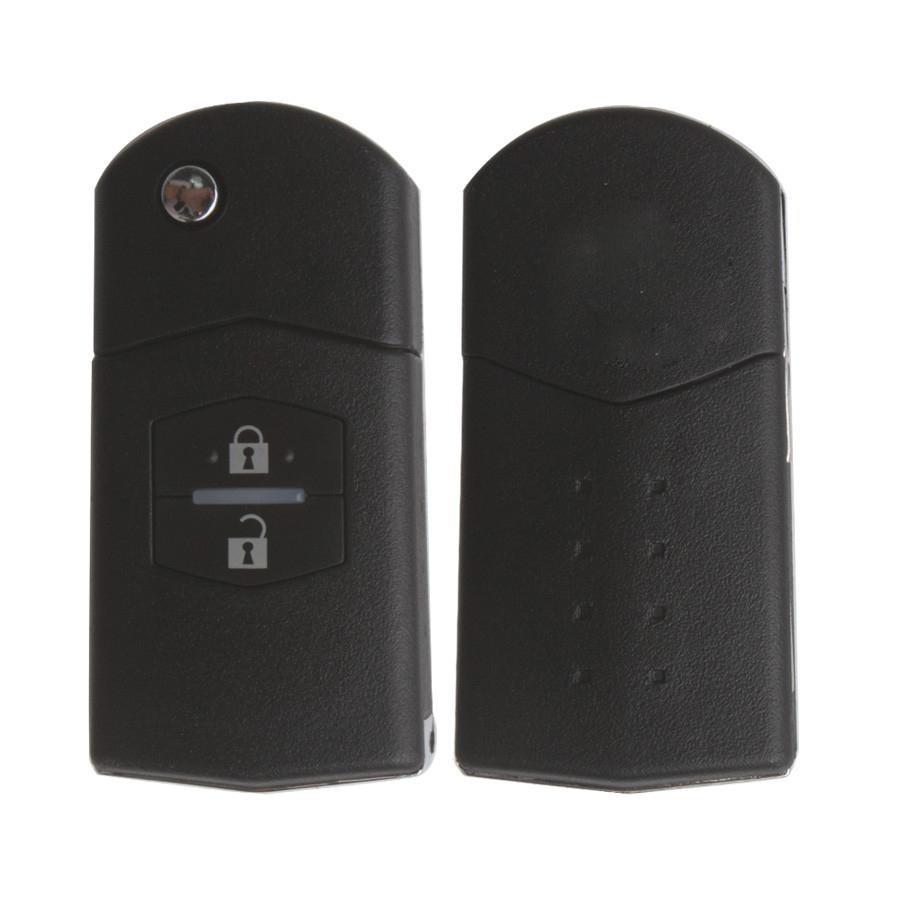 Для Mazda M5 флип дистанционный ключ 2 кнопки 434 МГц