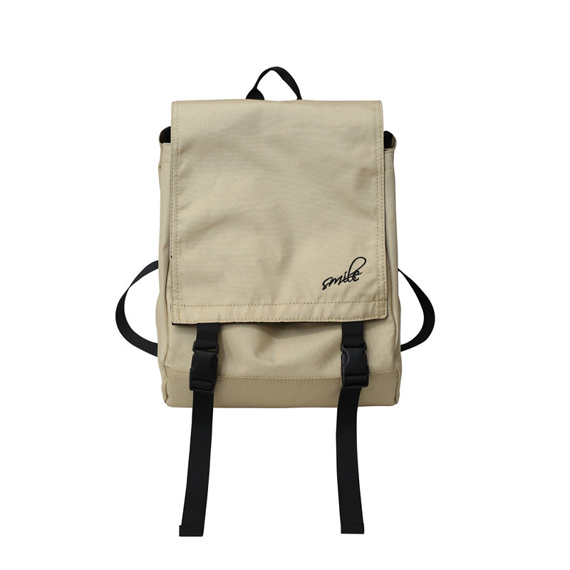 RABILTY Casual Mens Chest Bag Zipper Waterproof Canvas Messenger Bag Shoulder Bag Brown Color : Photo Color