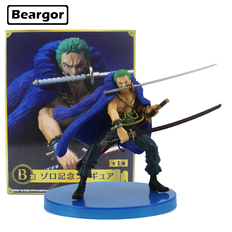 Action & Toy Figures Bright One Piece Portrait.of.pirates Monkey.d.luffy After Two Years Anime Pvc Action Figure Collectible Model Toy Christmas Gift 22cm