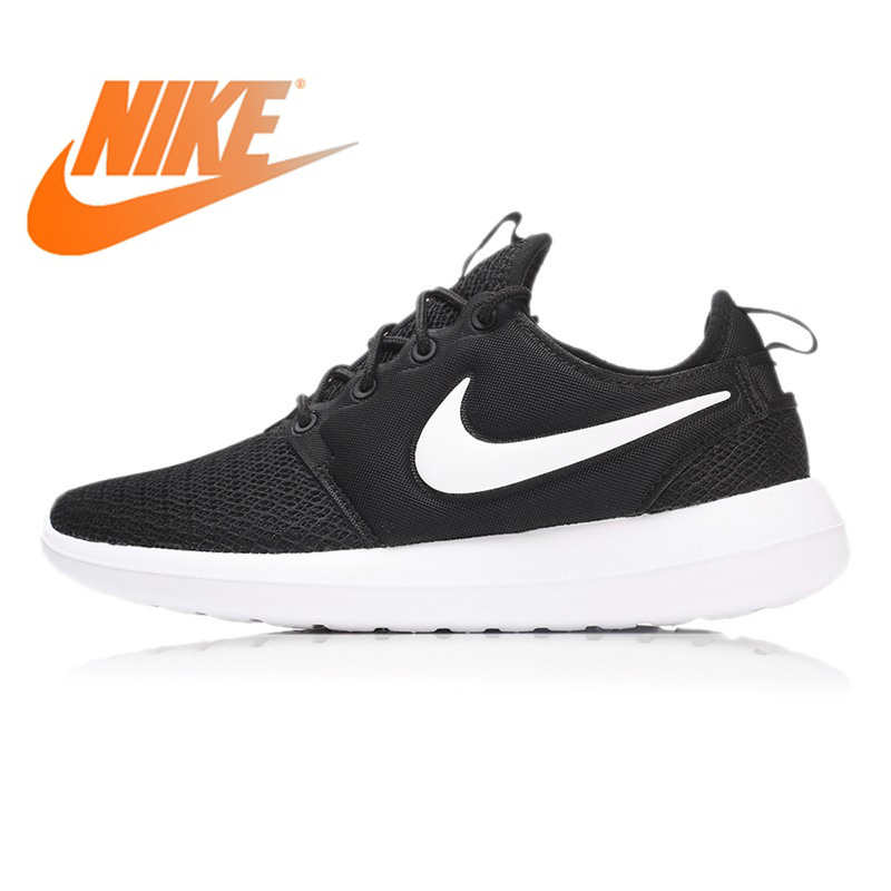 Original NIKE Roshe Two Womens Running Shoes Stability Lace-up Breathable Sports Sneakers Athletics Jogging Athletics 844931Original NIKE Roshe Two Womens Running Shoes Stability Lace-up Breathable Sports Sneakers Athletics Jogging Athletics 844931