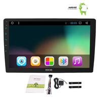 10.1'' Large Screen 2GB Android 6.0 Double 2 din Car Radio Head Unit Autoradio Stereo GPS Navigation Bluetooth SUB Video Output