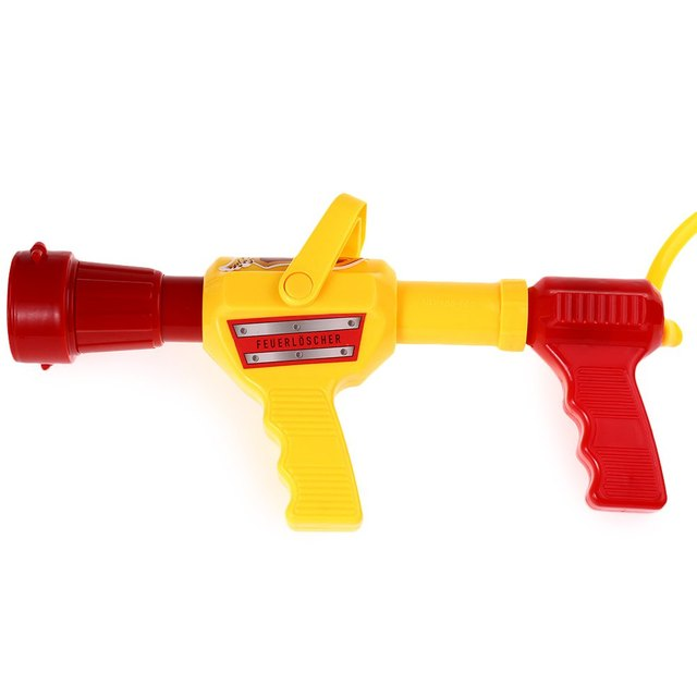 Outdoor Super Soaker Blaster Fire Backpack Pressure Squirt Pool Toy