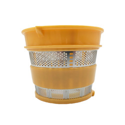 hurom slow juicer blender spare parts Filter net of juice extractor coarse mesh yellow HU-500DG HU-100 PLUS filter replacements