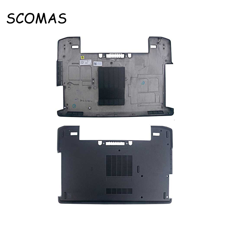 SCOMAS Stock Promotion Laptop Bottom Case D Cover for Dell Latitude E6420 E6430 E6430U E6430S Black Bottom Cover D Case Shell yt0265 italy 2014 renewable energy and sustainable development falls volcano 1ms new 0521