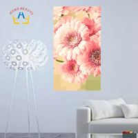 40 80cm Large Oil Painting By Numbers Coloring Drawing Wall Decor Paint By Number Flowers Hand