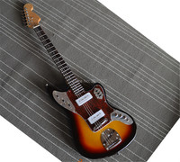 Top Quality Jazzmaster Jaguar electric guitar, P90 pickups,All color Available